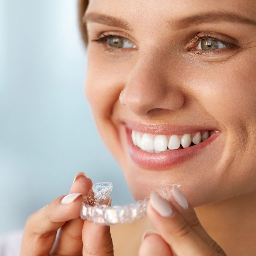 Does Invisalign* Lead to Cavities?